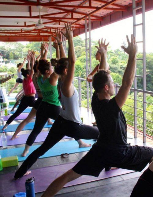 yoga teacher training in manuel antonio costa rica