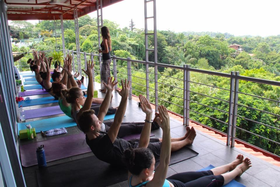 yoga and pilates retreat costa rica